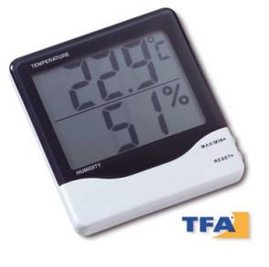 Termo-igrometro digitale TFA