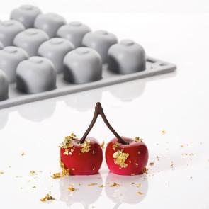 Cherry: stampo in silicone Ciliegia Linea Gourmand di Pavoni Professional