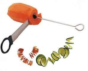 Decora verdure a ghirlanda