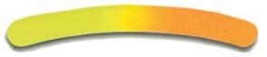 Lima banana per unghie dei piedi e delle mani Grana 120-180