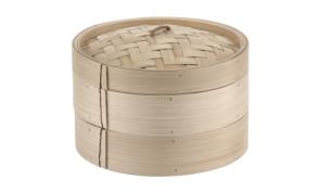Cuocivapore in bamboo - cuociriso