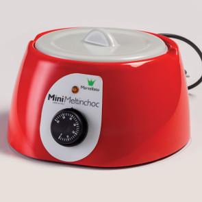 Mini Meltichoc Red: scioglitore di cioccolato di Martellato Professional