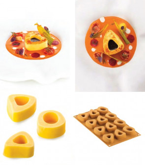 Milanese silicone