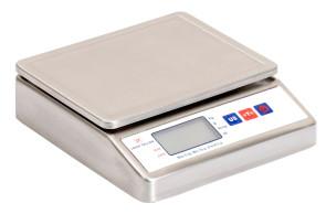 Bilancia elettronica professionale compatta da 0,5 g a 5 Kg.