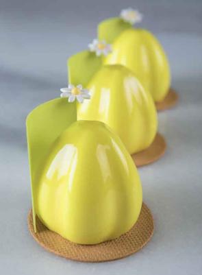 Lotus: Stampo in silicone Fiore di Loto di Pavoni Professional