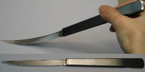 COLTELLO CAMBUSA - Filettare flessibile tuttoinox