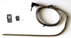 Sonda di ricambio per Termometro radio controllato