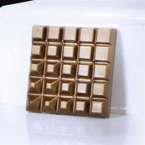 Stampo in policarbonato Tavoletta Square 50 grammi di Martellato