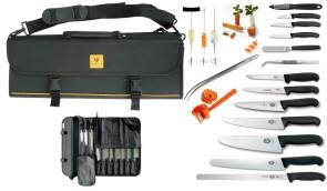 Valigetta Creative completa di Coltelli e accessori Victorinox