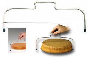 Taglia torte orizzontale