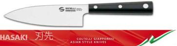 Professional Knife Hasaki Deba of Sanelli Ambrogio