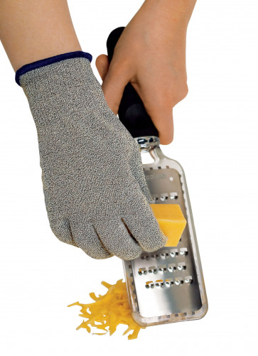 Glove cut resistant by Microplane