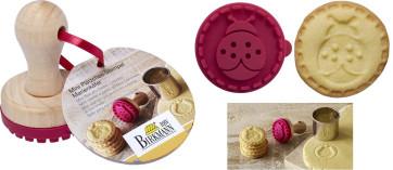 Stampino Timbro-biscotti Coccinella