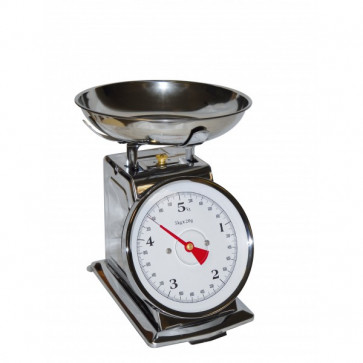 Mechanical balance stainless steel Maximum weight 5 kg