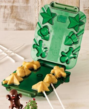 Stampo Per Cake Pops Christmas
