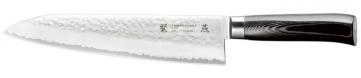 Coltello Chef lama 27 cm. 3 strati San Mai Serie Tsubame Tamahagane