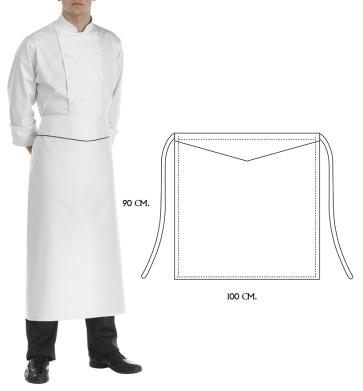 Grembiule Falda Cuoco