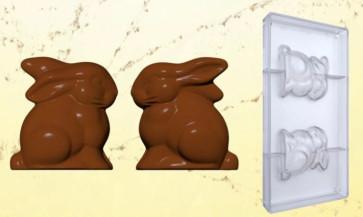 Polycarbonate mould little rabbit