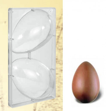 Easter Egg polycarbonate mould 250 g