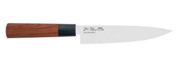 Kai Seki Magoroku Red Utility Knife 15 cm.