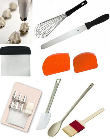 Basic kit 9 instruments - Essential for confectionery