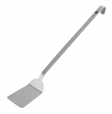One piece perforated spatula Stainless steel