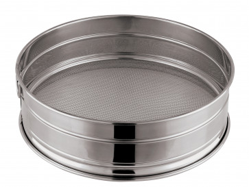 Sieve for Fish flouring in stainless steel