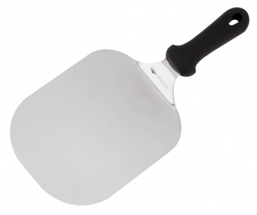Oval shovel for oven and pizza