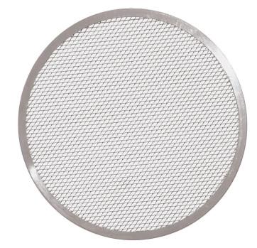 Pizza net in aluminium 30 cm.