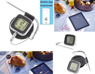 Termometro digitale touch con App