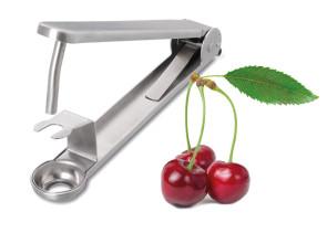 Cherry pitter in inox
