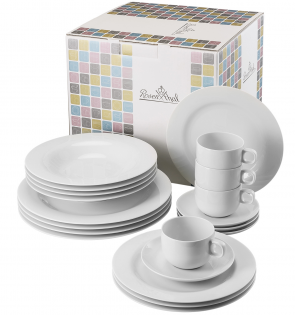 Set 20th Anniversary service 20 pieces Moon by Rosenthal