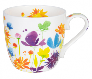 Mug design: Victoria Lowe - Full Bloom ml 425