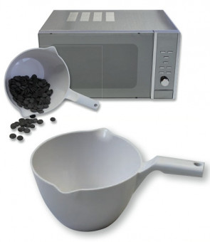 Dosing Casserole with handle