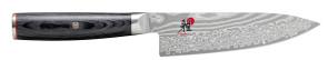 Damascus knife 49 layers Gyutoh blade cm. 16 Miyabi 5000 FCD series