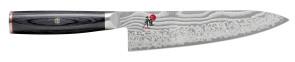 Coltello damasco 49 strati Gyutoh lama cm. 20 Serie Miyabi 5000 FCD