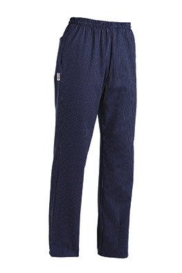 Chef trousers in fabric FRANCE Unisex