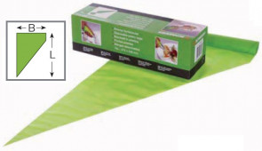 Disposable pastry bags Eco On rolls Dim. 470 x 230 mm.
