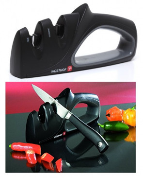 2 phases knife-sharpener Wusthof