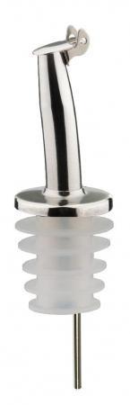 Tappo dosatore con coperchio e base in silicone