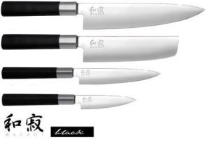 Set Kai Serie Wasabi Black