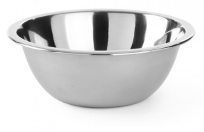 Kitchen bowl with flat base