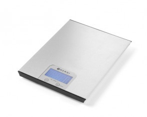 Kitchen scale weighs up to 5 Kg.