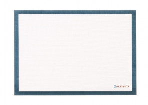 Tappetino in silicone per cottura 400 x 300 mm.