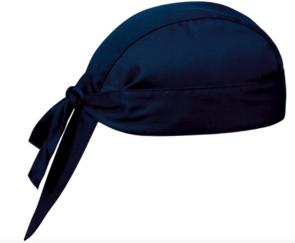 Saylor bandana shaped in cotton