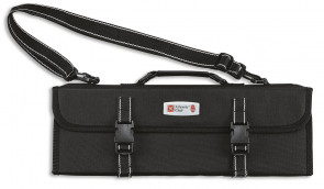 Empty 8-pocket briefcase by Atlantic Chef