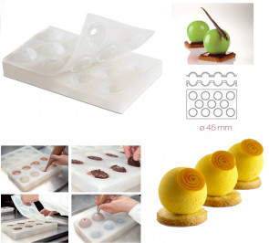Kitchen & Home 2016 New Version Exquisite Small Square Moon Cake Mold 30g 1 Mold 8 Stamps Elegant In Smell
