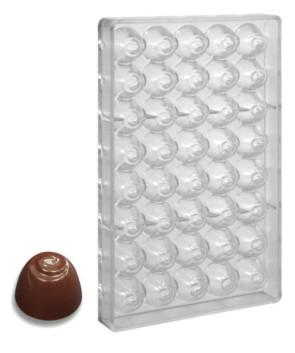 Stampi per cioccolato in policarbonato Boero