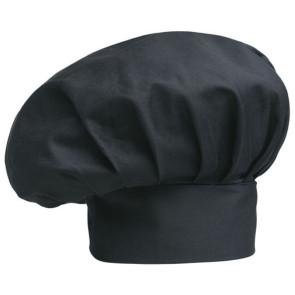 Cappello cuoco HAT Colore Nero