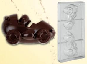 Stampo in policarbonato per cioccolato PULCINO